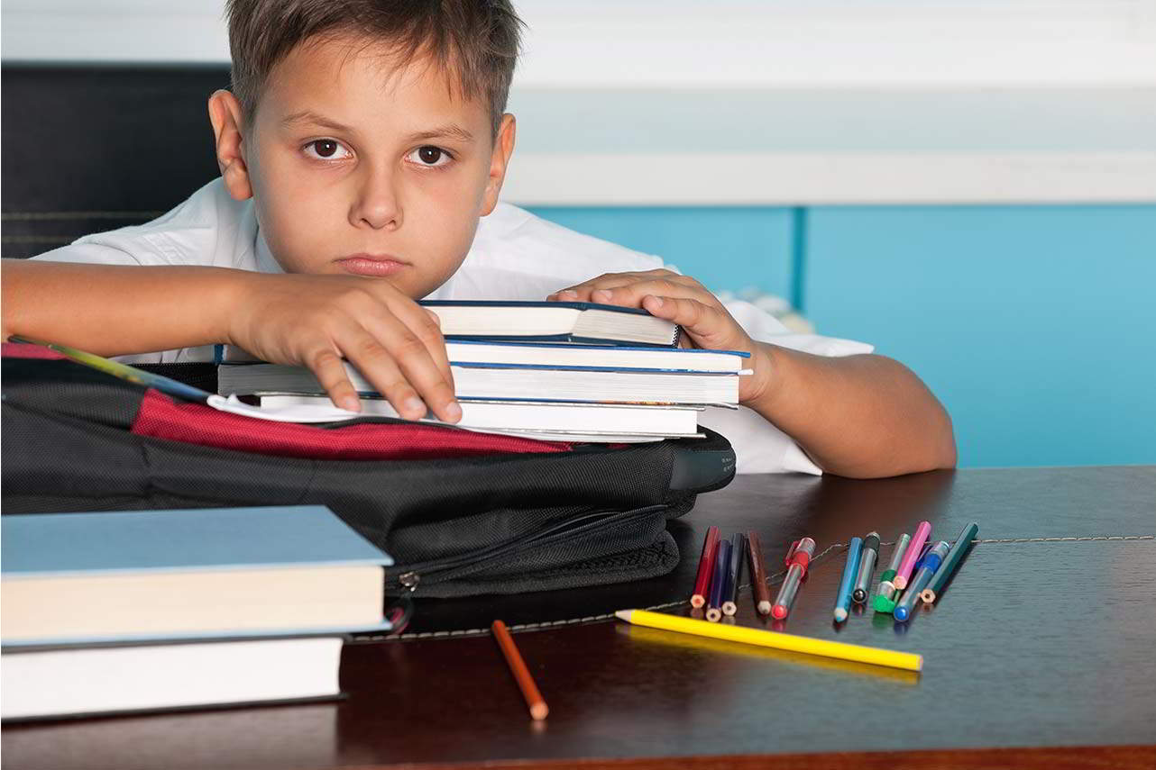 the effects of homework on elementary kids