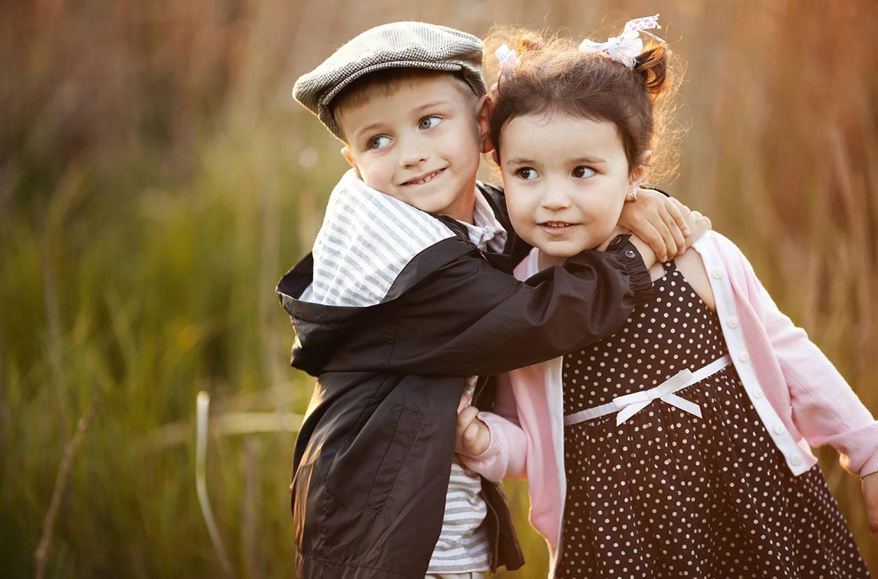 Дети влюбленные картинки, днем