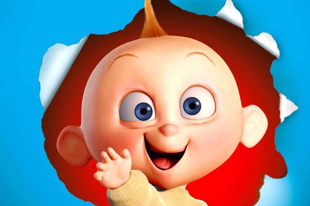 фильмы Pixar здоровые дети