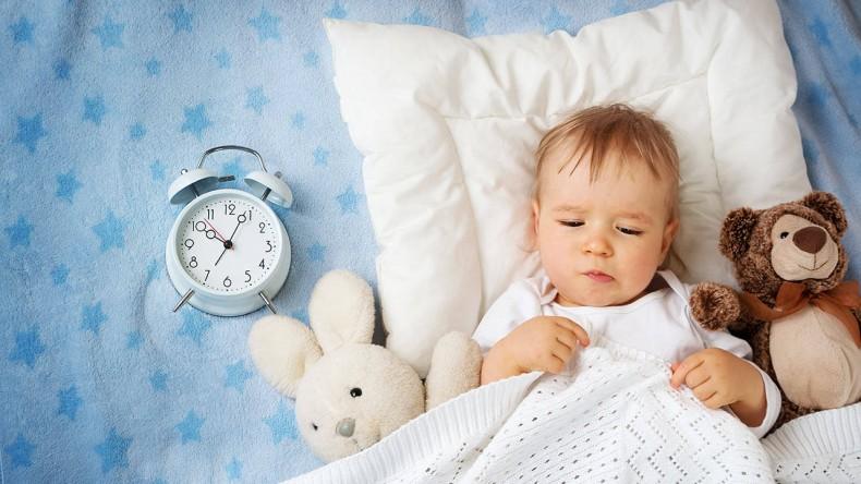 Сколько должны спать дети?