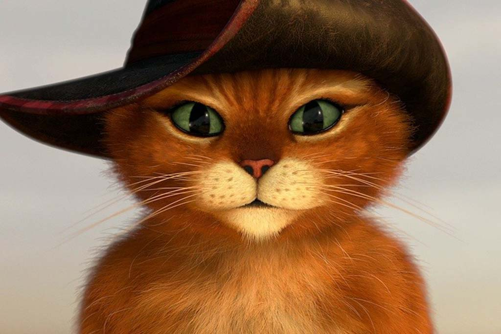 Картинки с котом в сапогах, для телефонов