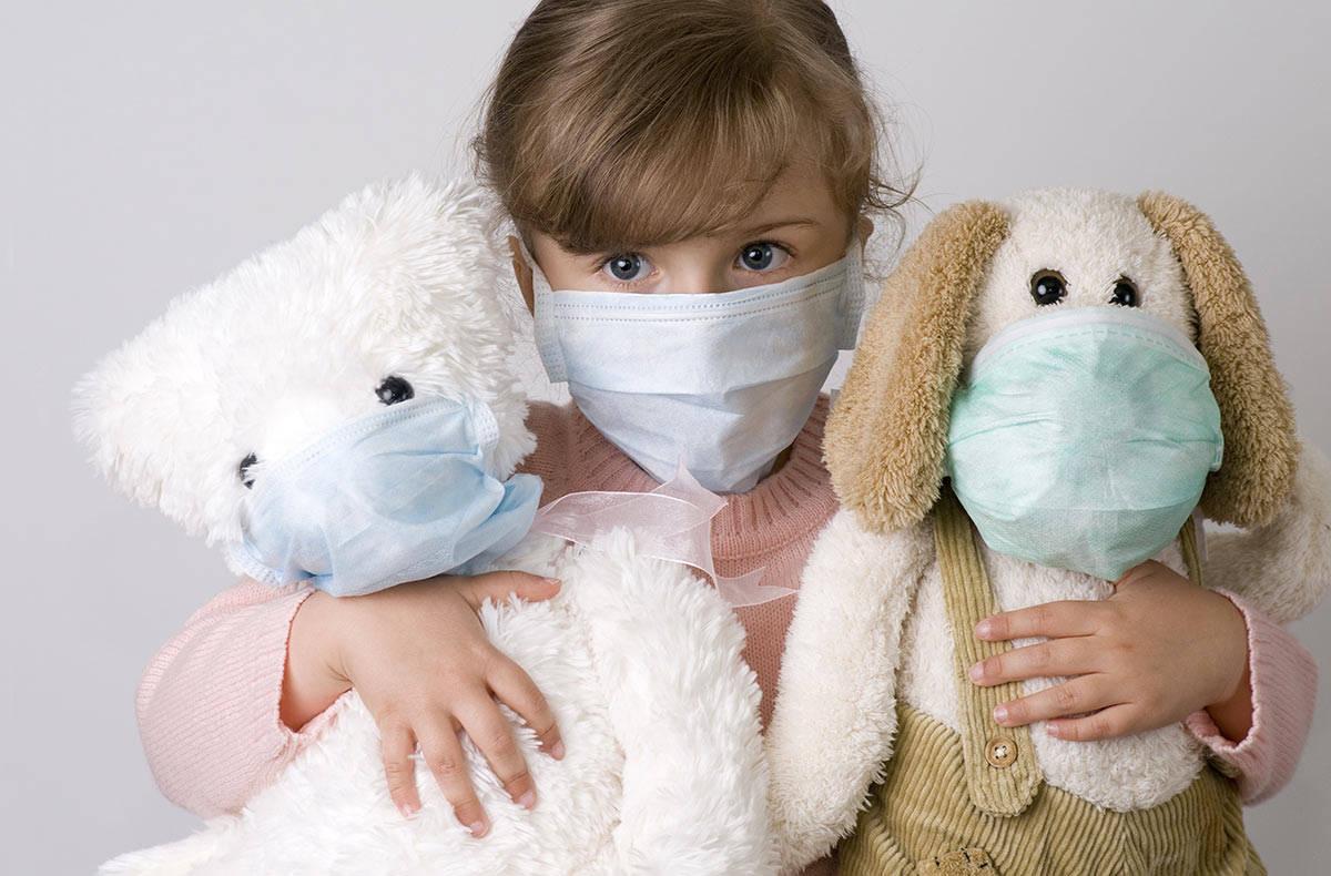 Картинки по запросу эпидемия гриппа дети