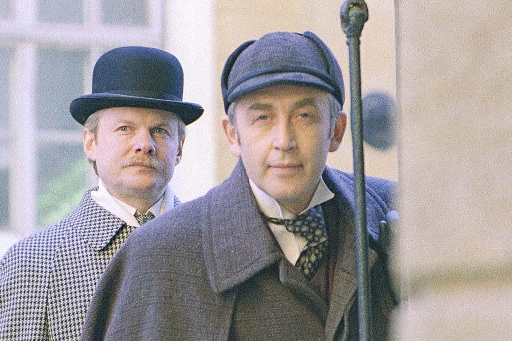 Шерлок холмс доктор ватсон знакомство онлайн