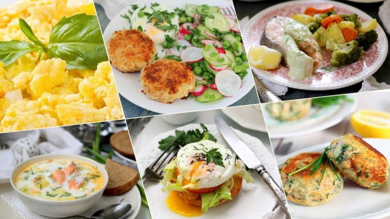 Рецепты блюд с высоким содержанием витамина D