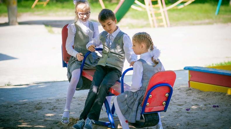 Безопасность ребёнка на детской площадке