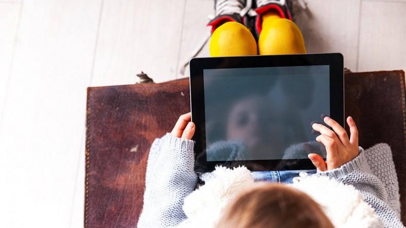 Развитие ребенка: вред сенсорных экранов