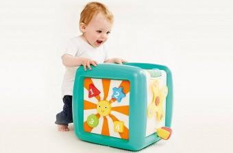 Топ-5 развивающих игрушек для малышей