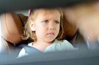 Что делать, если ребенка укачивает