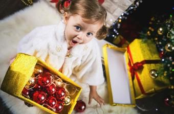 Как украсить с ребёнком дом к Новому Году