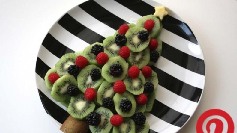 Новый год: 14 закусок для детского стола