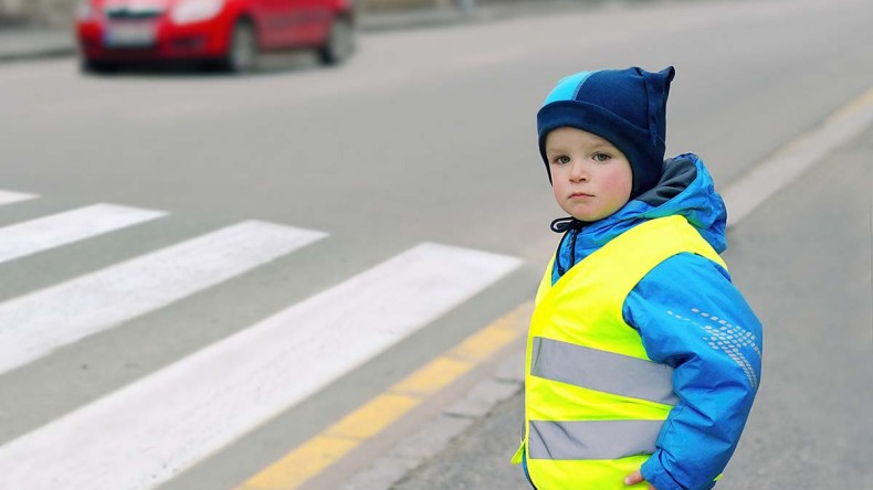 Какие световозвращатели должны быть у детской одежды?