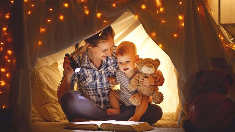 Психология игр с детьми