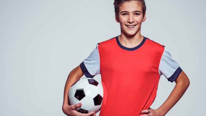 Спортивное питание детей и подростков